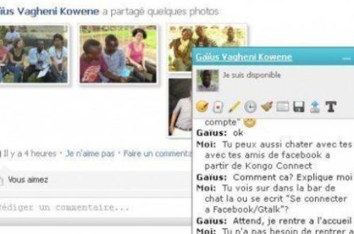 Article : Kongoconnect: le facebook à la Congolaise