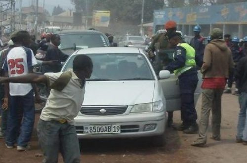 Article : RDC : Encore la bleusaille !