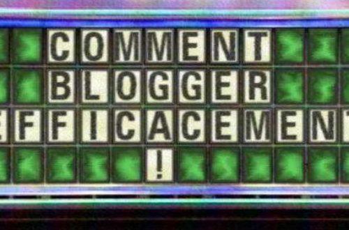 Article : Bloggez efficacement !