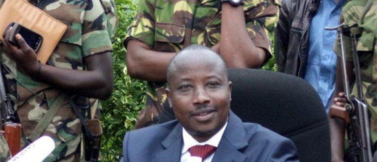 Article : Runiga parle du M23 après des dissensions