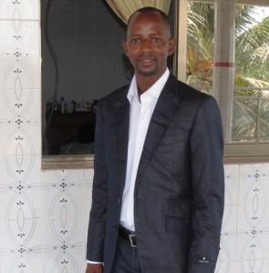 Le blogueur Alimou Sow