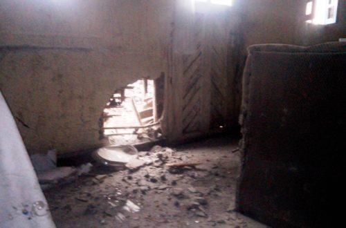 Article : #Goma: des explosifs tombés en pleine ville