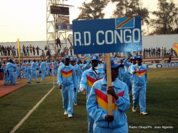 Athletes Congolais