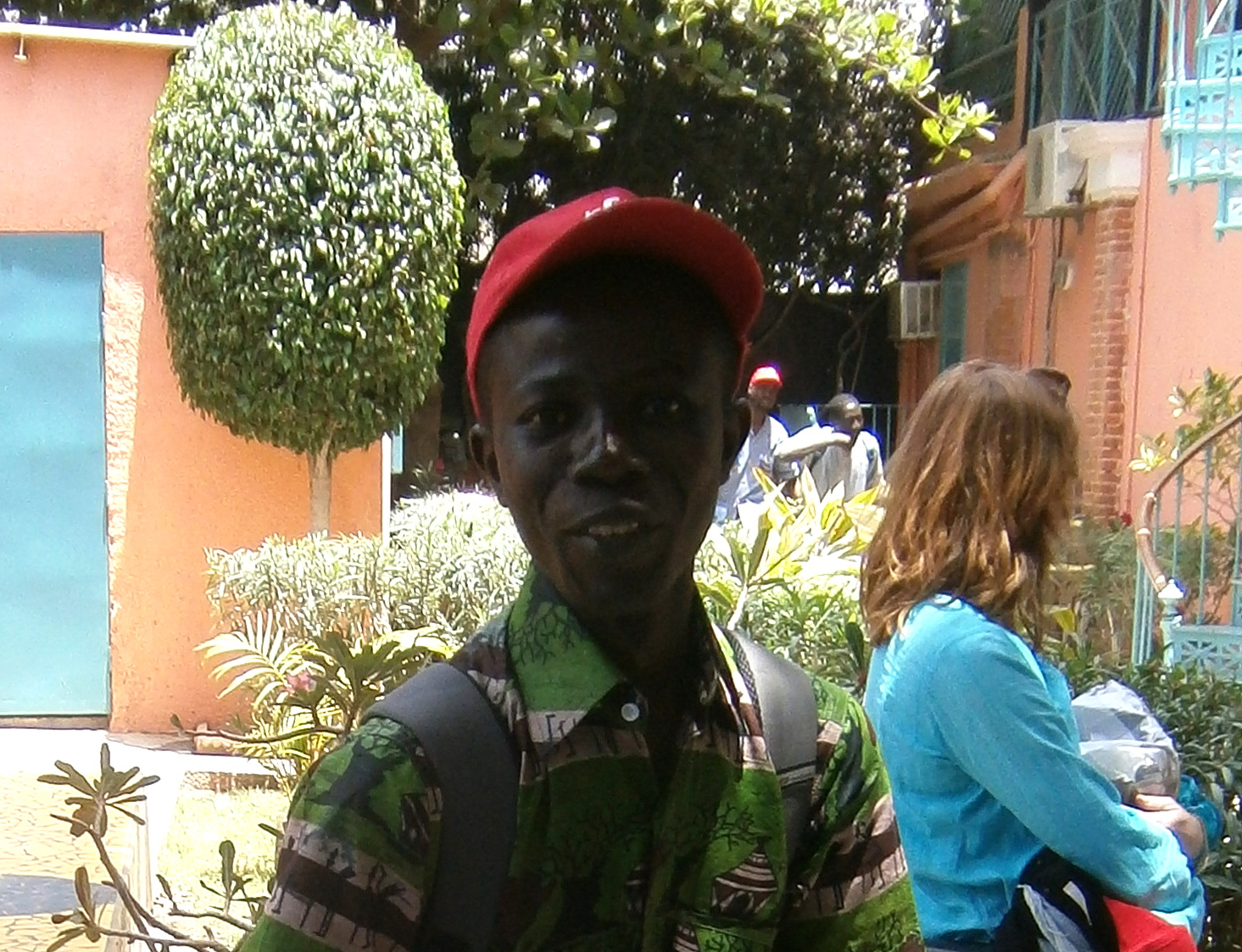 Carlos Amevor, Mondobloogueur du Ghana