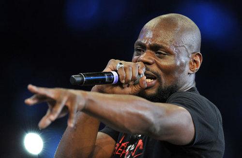 Le rappeur Kery James (Source: Nice matin.com)
