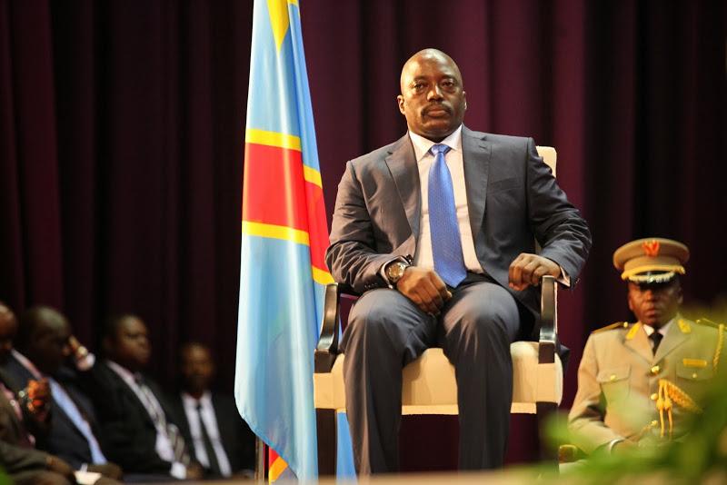 Joseph Kabila, président de la RDC (Crédit photo: radiookapi.net)