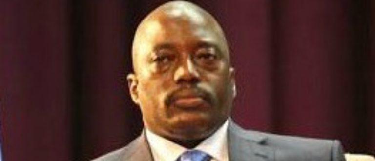 Article : 5 points clés du discours de Joseph Kabila au Congrès Congolais