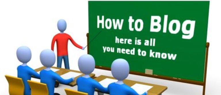 Article : 10 conseils aux blogueurs